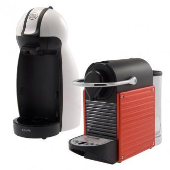 Pods/capsules espresso machines