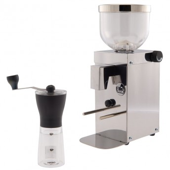 Home coffee grinders